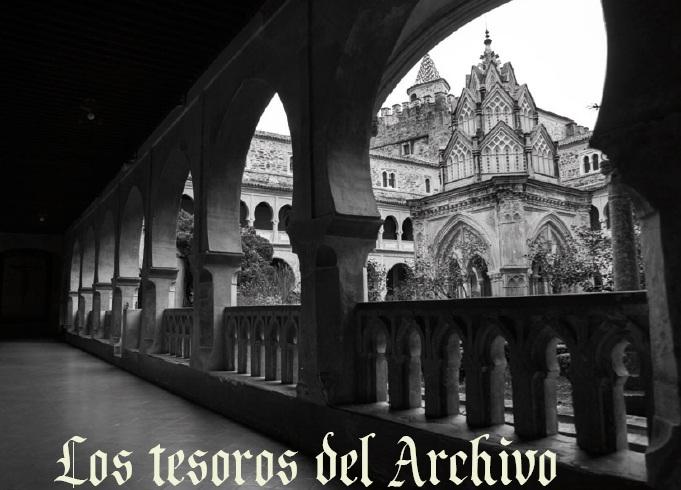 Archivo Monasterio Guadalupe Vivir Extremadura Ester garcía
