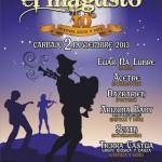 El Magusto, música celta y folk más allá de las castañas