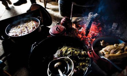 Cocina de invierno: El Buche con berzas