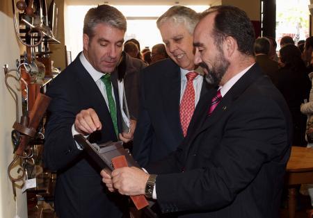 Imagen de la inauguración. Foto: Gobierno de Extremadura