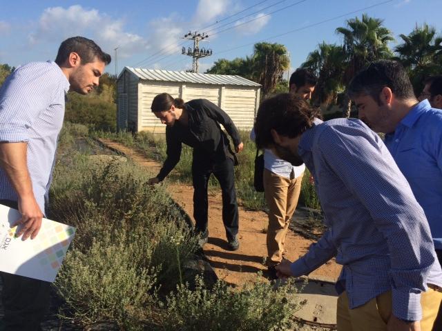 Nueve proyectos de Agrotech Startup intercambian experiencias de innovación agrotecnológica en Israel