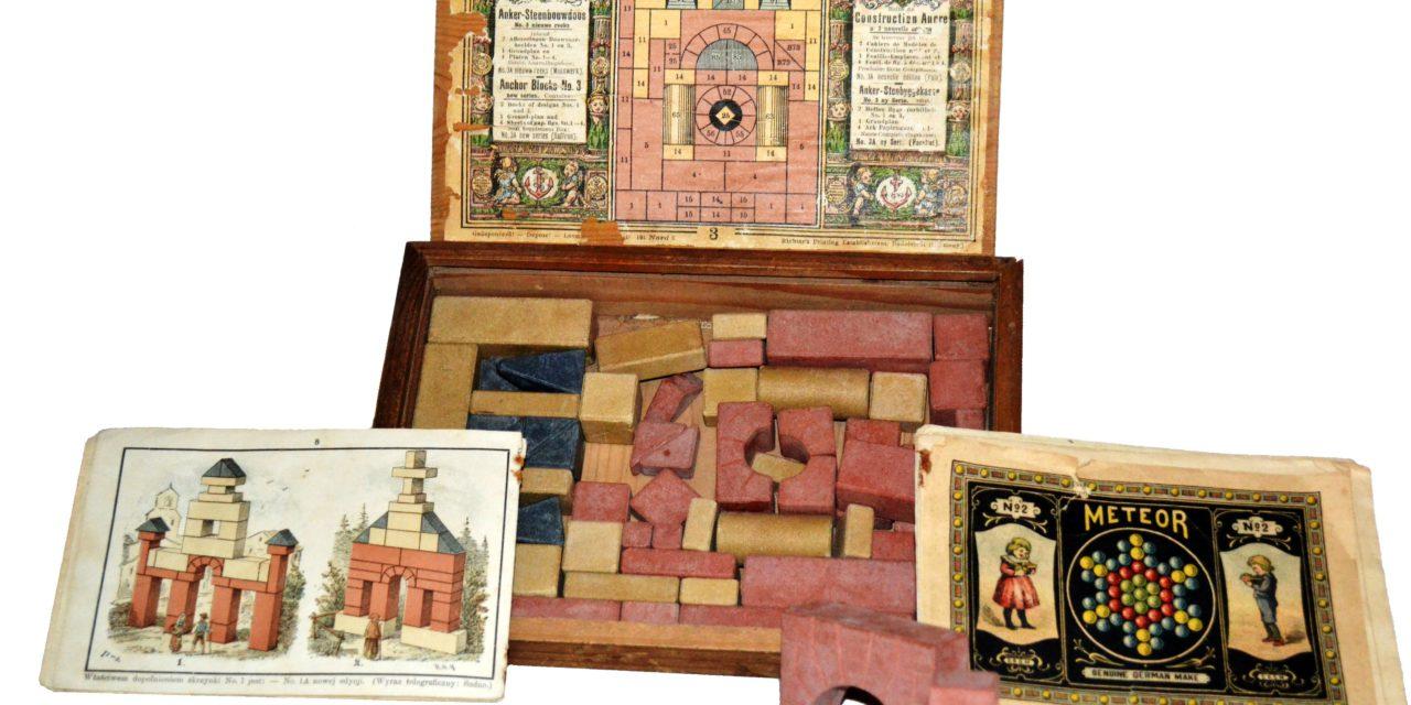 Juego de Arquitectura: Pieza del mes de enero Museo Olivenza