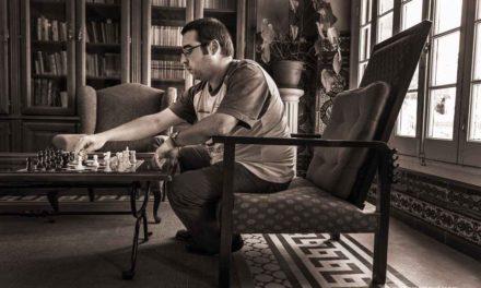 Manuel Pérez Candelario: 'Moviendo fichas'