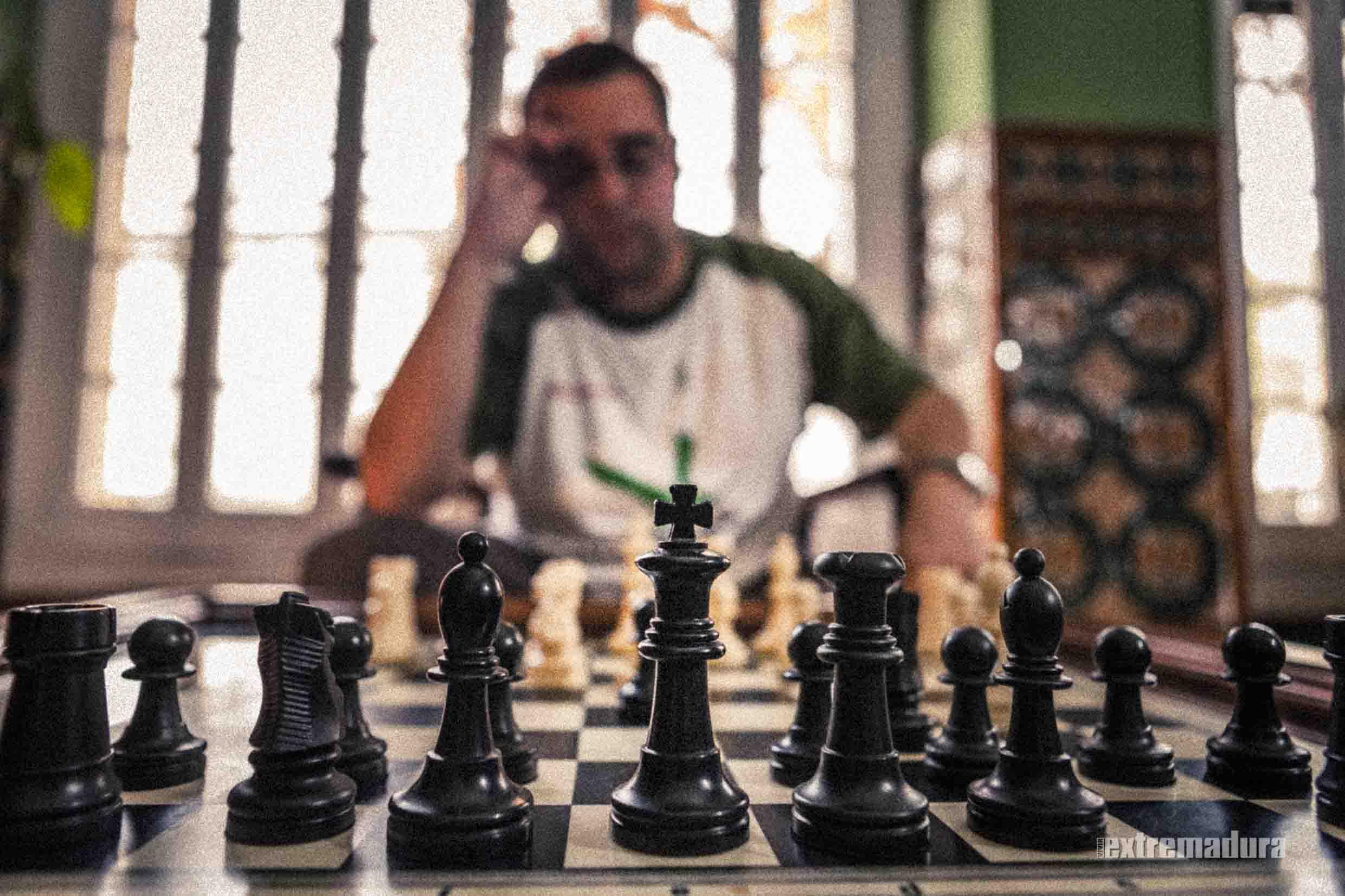 Manuel Pérez Candelario, ajedrez