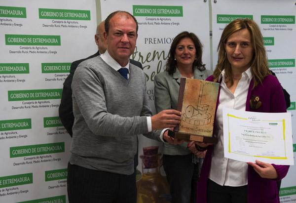 Mejor aceite de oliva Extremadura Vivir Extremadura Pago de Baldíos