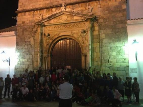 iglesia de la Magdalena, Olivenza, el mejor rincón de España