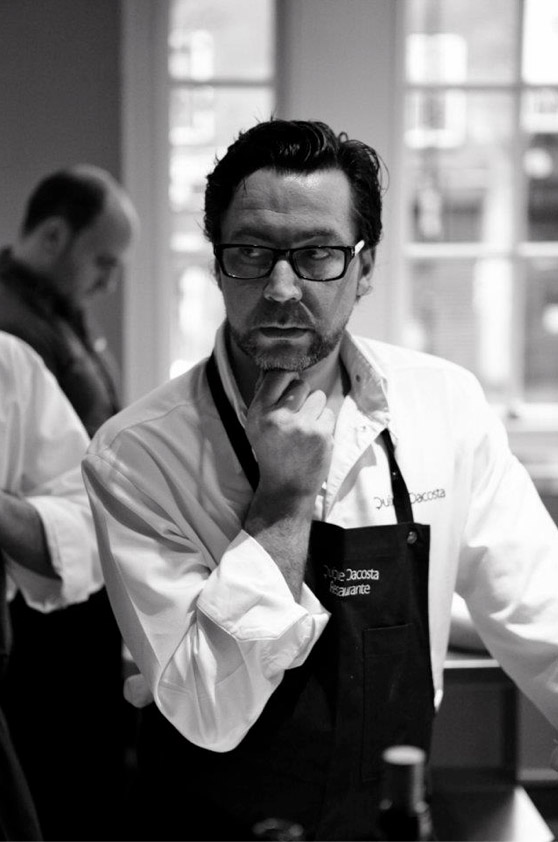 Quique Dacosta Restaurante, cocinero extremeño, tres estrellas Michelin