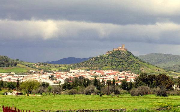 Ruta Los Jarales (Alconchel)