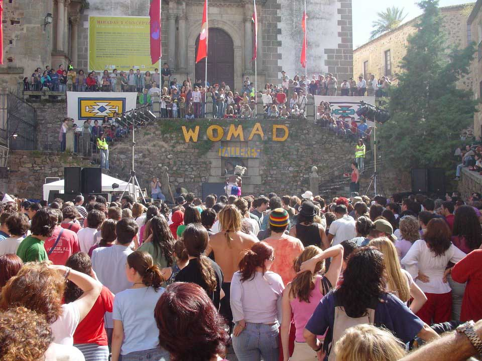 Womad. Foto: Facebook del Womad